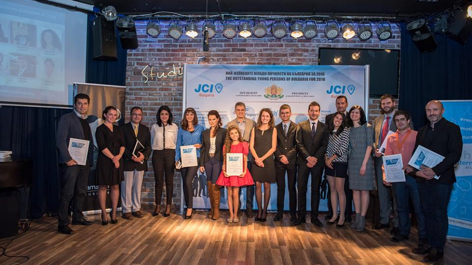 Най-изявените млади личности на България TOYP