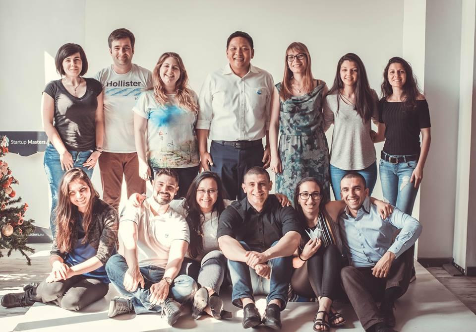 Членове на JCI Sofia