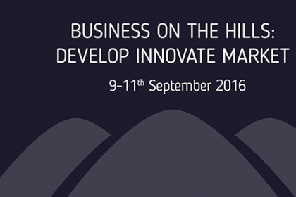 JCI Bulgaria National Convention 2016 (Business on the Hills)