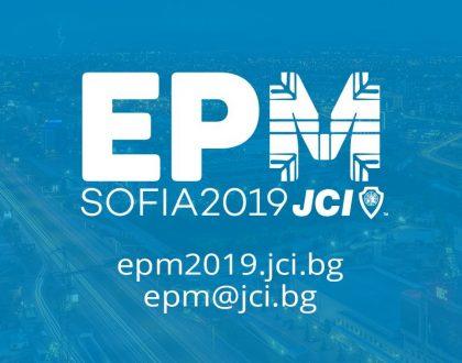 2019 JCI European Presidents Meeting - Sofia