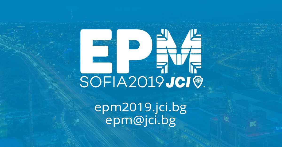 2019 JCI European Presidents Meeting - Sofia